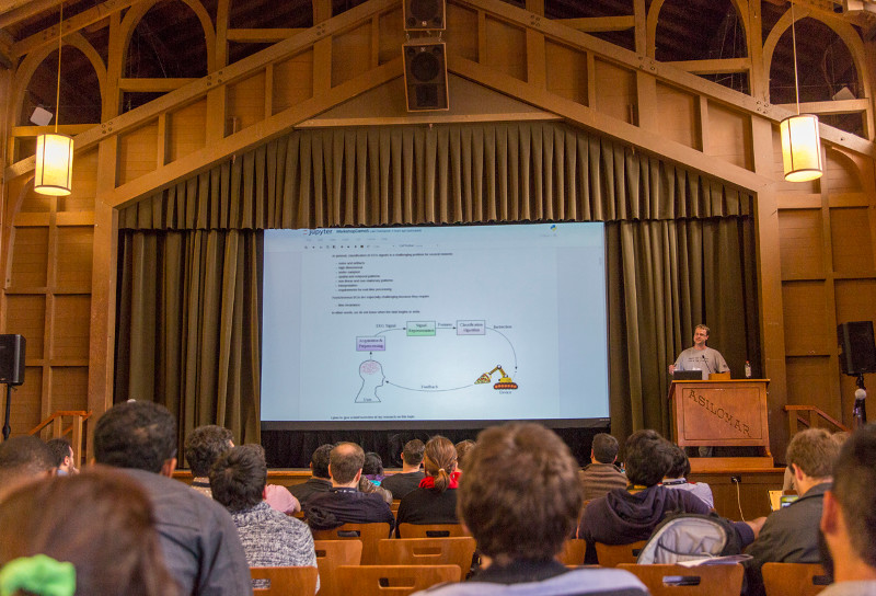 Me presenting at the 2016 BCI Meeting.